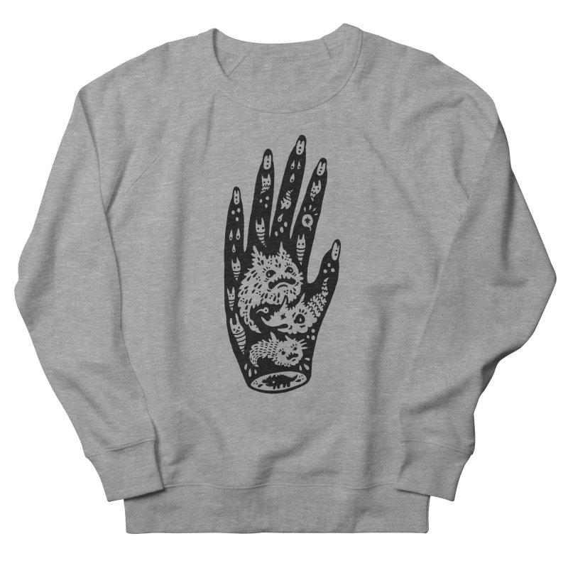 Left Hand Women's Sweatshirt by Haypeep's Artist Shop