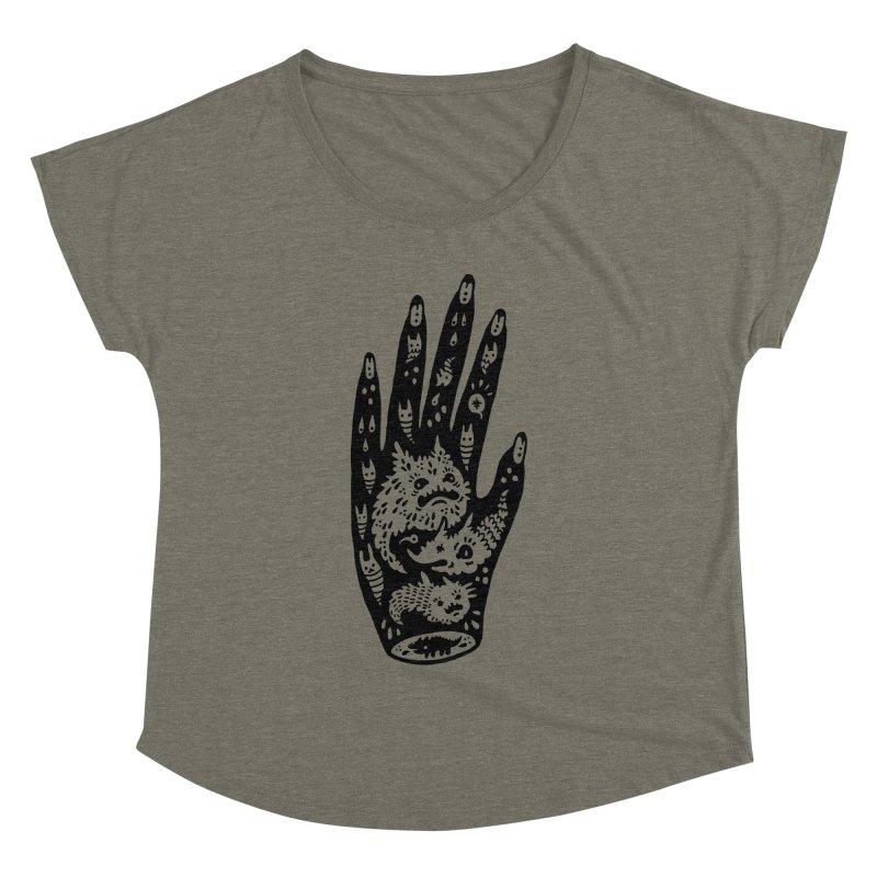 Left Hand Women's Dolman by Haypeep's Artist Shop