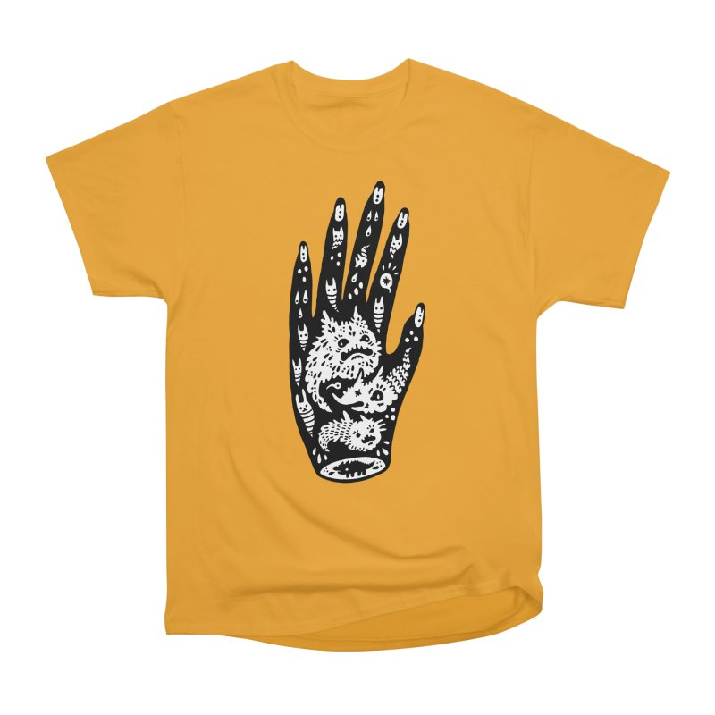 Left Hand (white inside) Men's  by Haypeep's Artist Shop