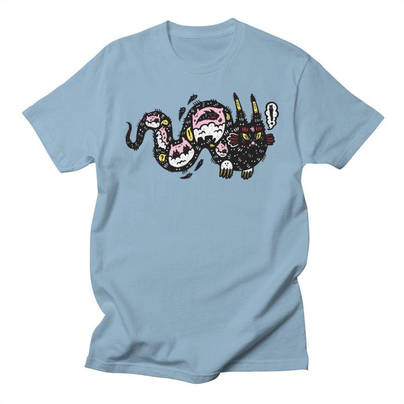 Wiggly Creature Men's T-Shirt by Haypeep's Artist Shop