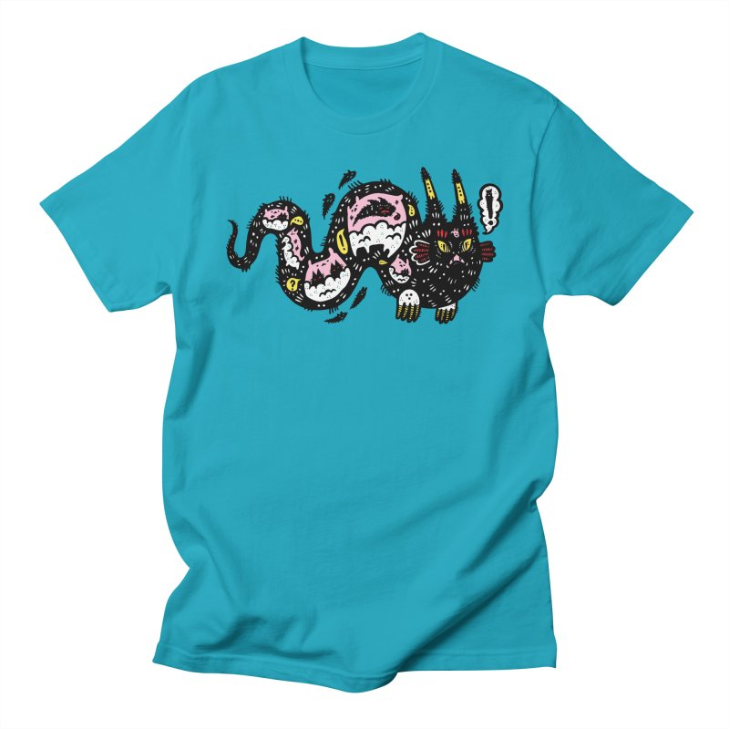 Wiggly Creature Women's Regular Unisex T-Shirt by Haypeep's Artist Shop