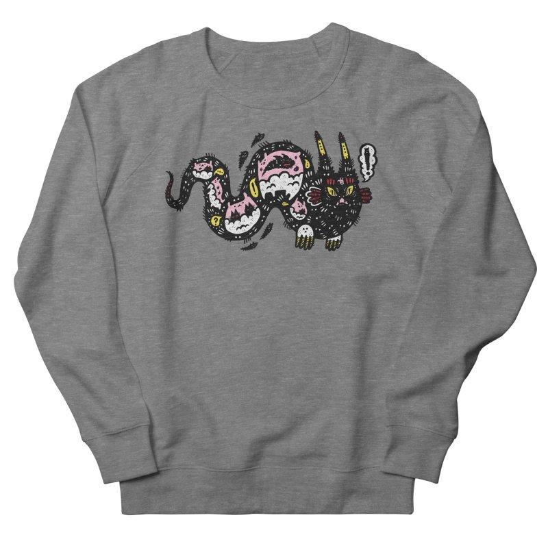 Wiggly Creature Men's Sweatshirt by Haypeep's Artist Shop