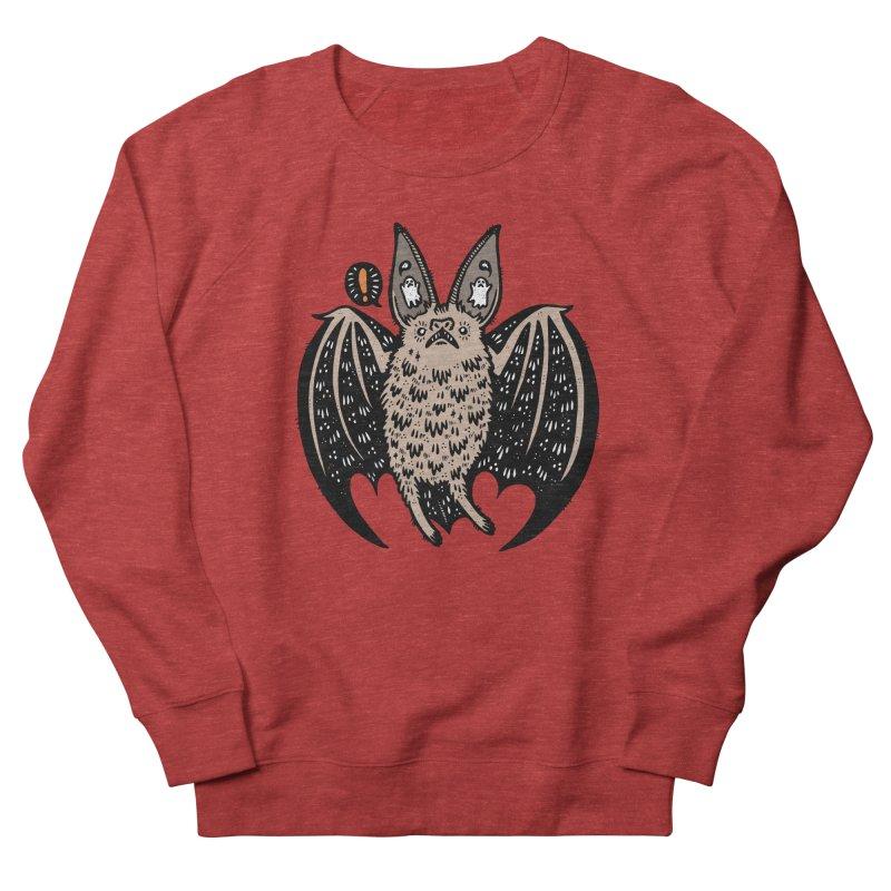 Batty Bat Women's Sweatshirt by Haypeep's Artist Shop