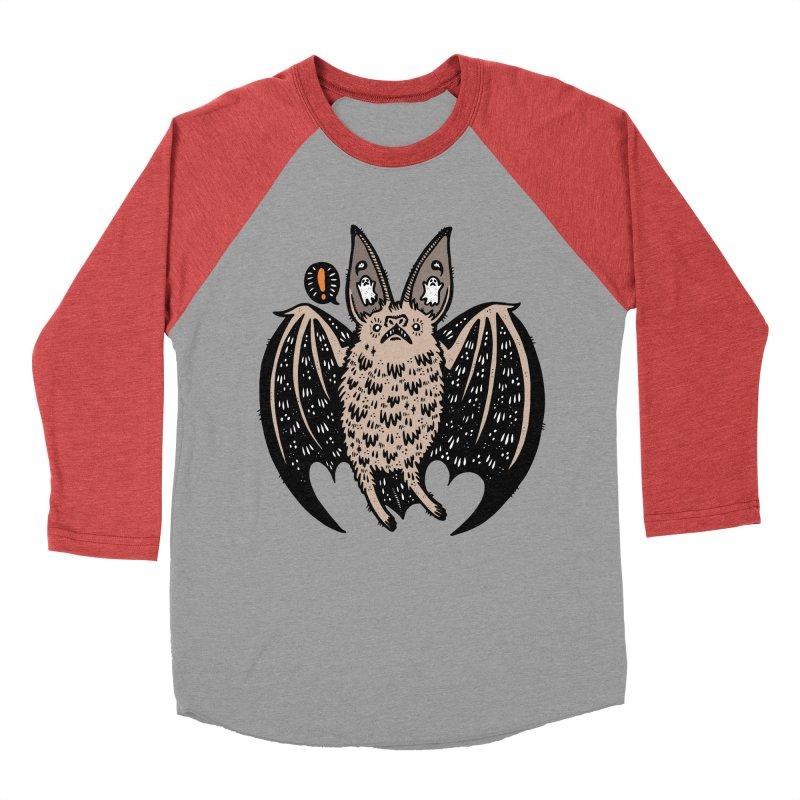 Batty Bat Women's Longsleeve T-Shirt by Haypeep's Artist Shop