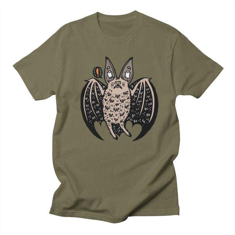 Batty Bat Men's T-Shirt by Haypeep's Artist Shop