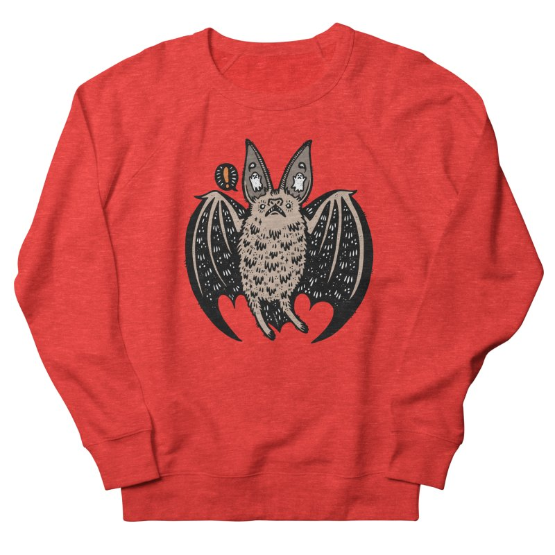 Batty Bat Women's Sweatshirt by Haypeep's Artist Shop