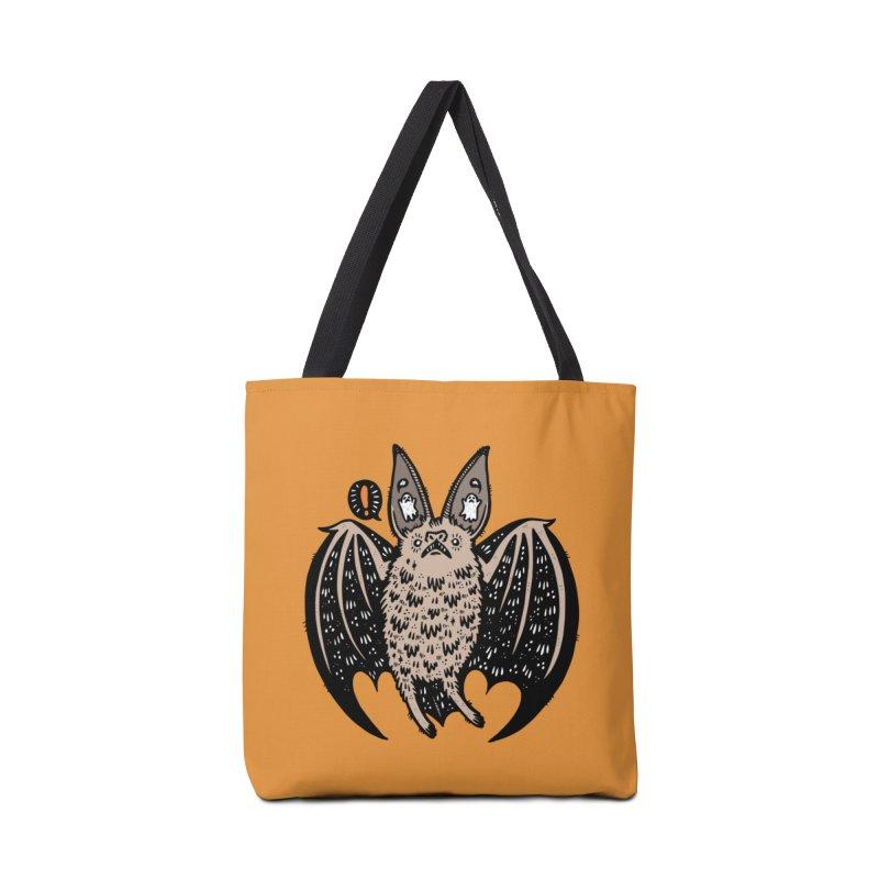 Batty Bat Accessories Bag by Haypeep's Artist Shop