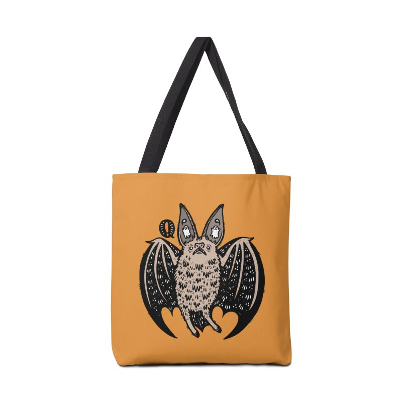 Batty Bat Accessories Tote Bag Bag by Haypeep's Artist Shop