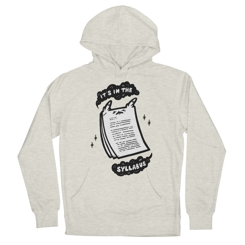 It's in the syllabus Men's Pullover Hoody by Haypeep's Artist Shop