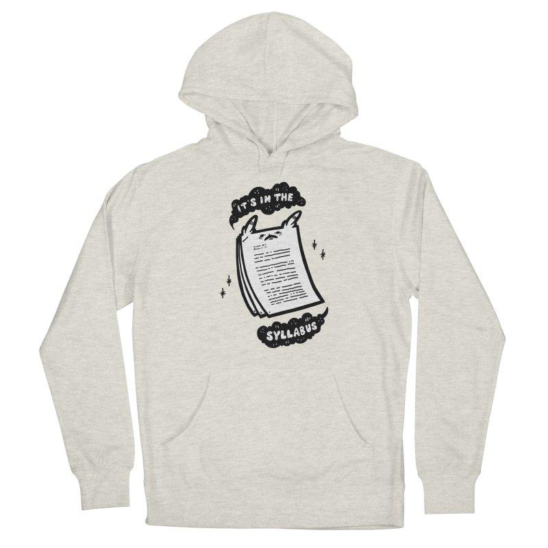 It's in the syllabus Men's Pullover Hoody by Haypeep's Artist Shop