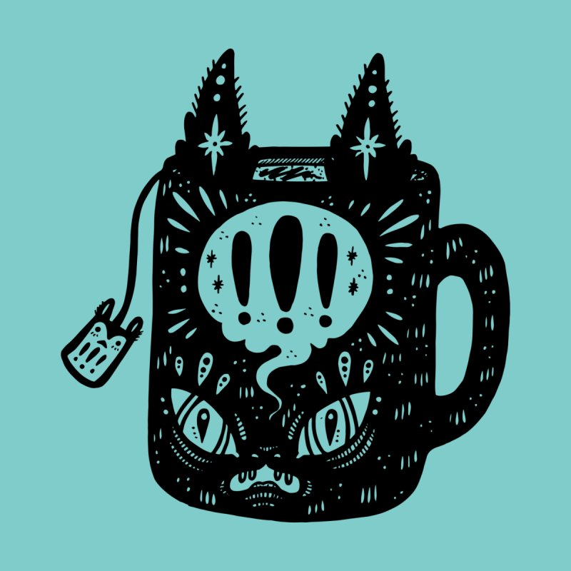 Mug of Tea Kids T-Shirt by Haypeep's Artist Shop