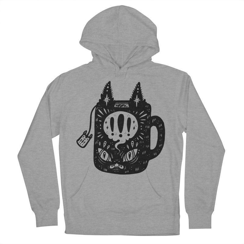 Mug of Tea Women's Pullover Hoody by Haypeep's Artist Shop