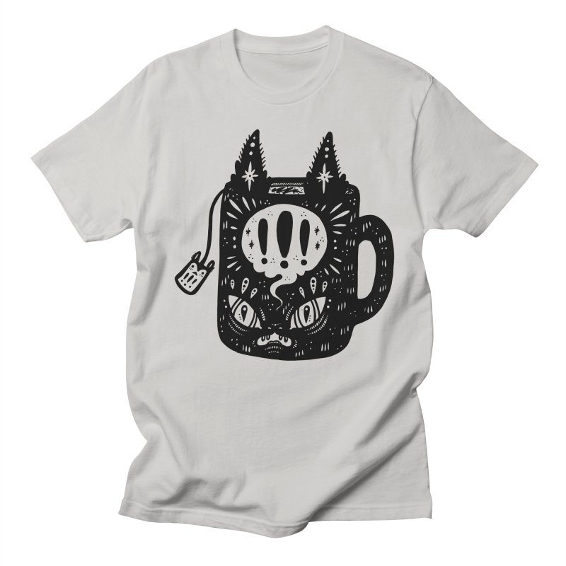 Mug of Tea Men's T-Shirt by Haypeep's Artist Shop