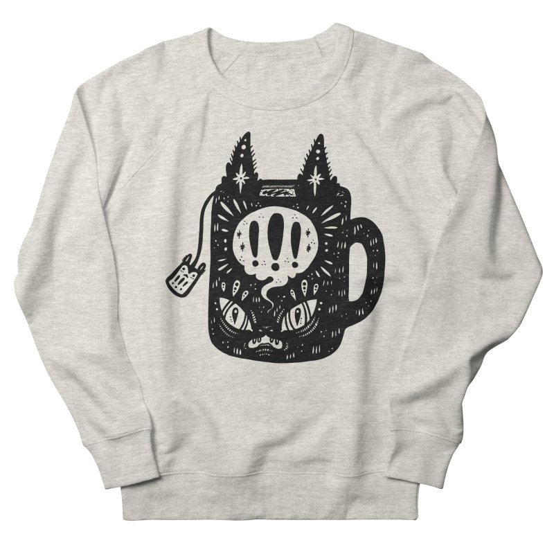 Mug of Tea Women's Sweatshirt by Haypeep's Artist Shop