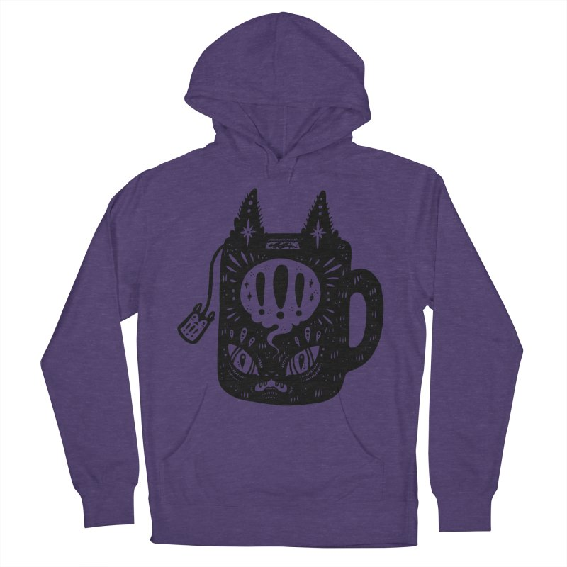 Mug of Tea Women's Pullover Hoody by Haypeep's Artist Shop