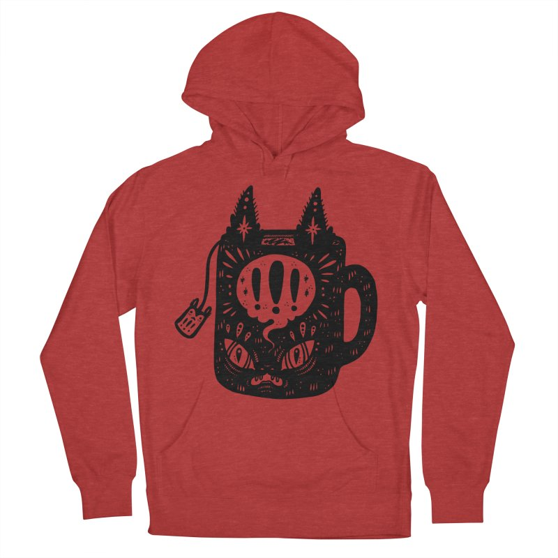 Mug of Tea Women's French Terry Pullover Hoody by Haypeep's Artist Shop