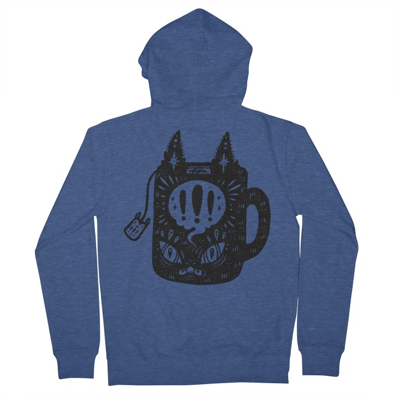 Mug of Tea Women's Zip-Up Hoody by Haypeep's Artist Shop
