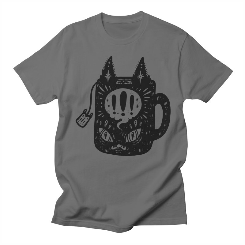 Mug of Tea Women's Unisex T-Shirt by Haypeep's Artist Shop