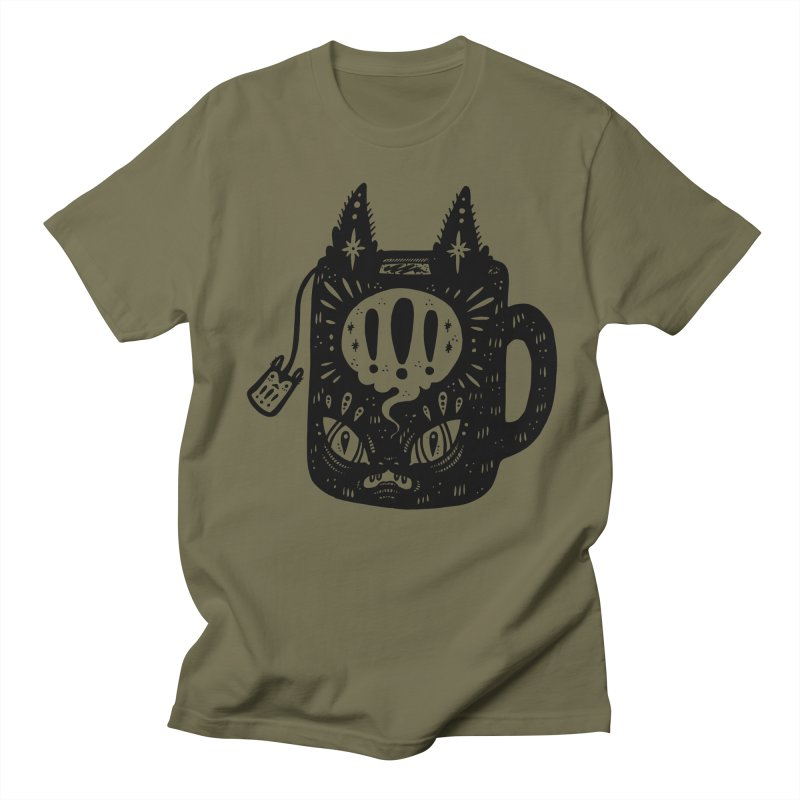 Mug of Tea Men's T-Shirt by Haypeep's Artist Shop