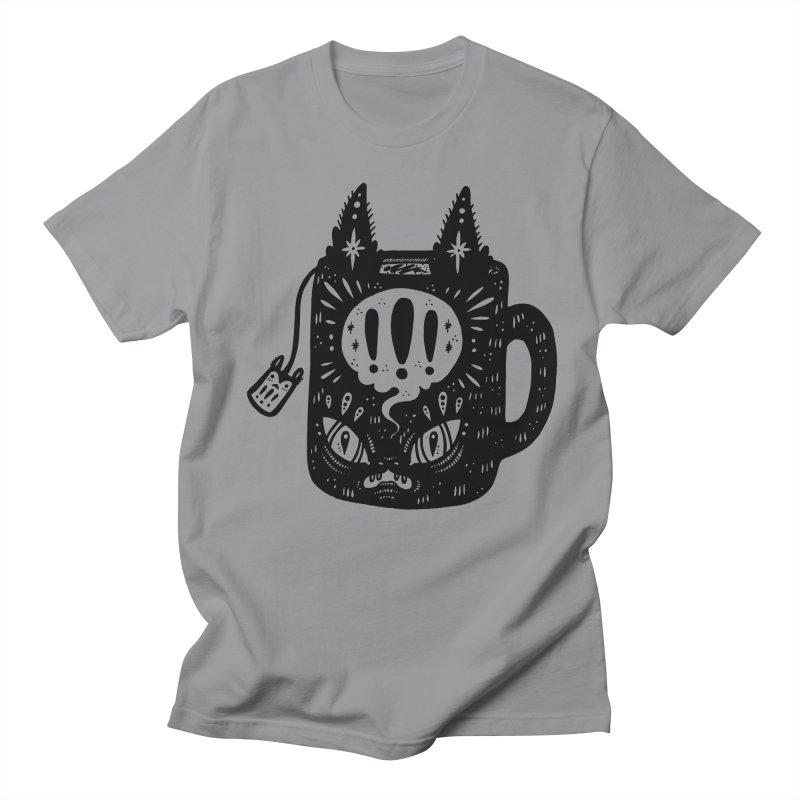 Mug of Tea Women's Regular Unisex T-Shirt by Haypeep's Artist Shop