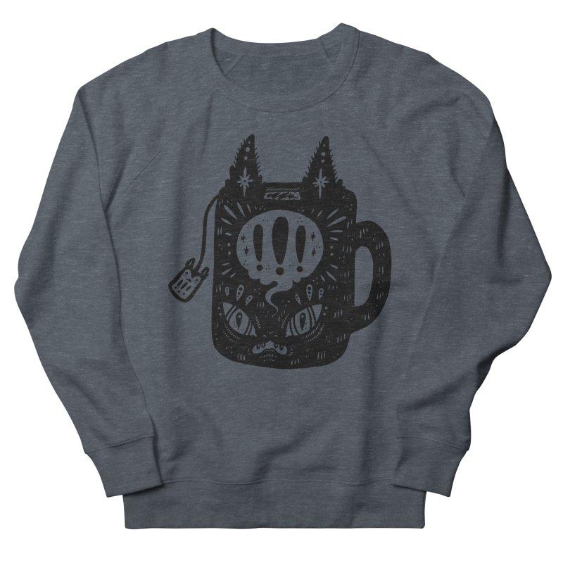 Mug of Tea Men's French Terry Sweatshirt by Haypeep's Artist Shop