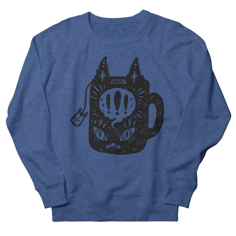 Mug of Tea Men's Sweatshirt by Haypeep's Artist Shop