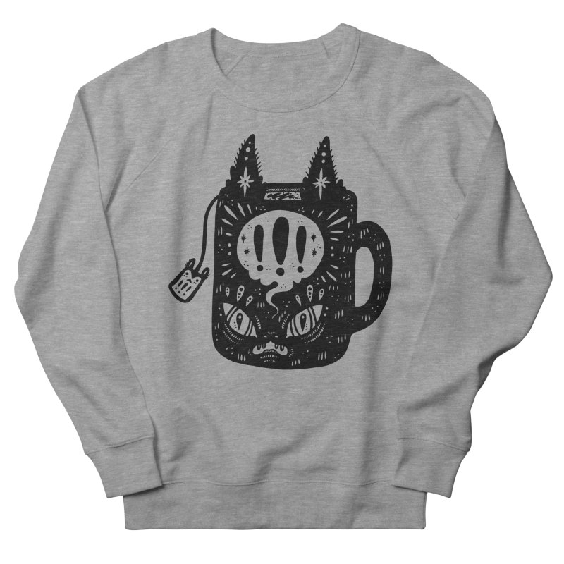 Mug of Tea Men's French Terry Sweatshirt by Haypeep's Artist Shop