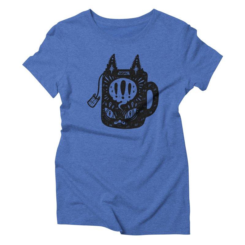 Mug of Tea Women's Triblend T-Shirt by Haypeep's Artist Shop