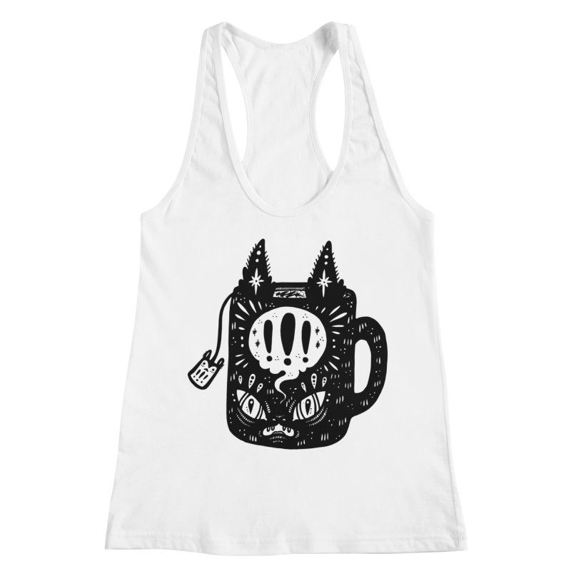 Mug of Tea Women's Tank by Haypeep's Artist Shop