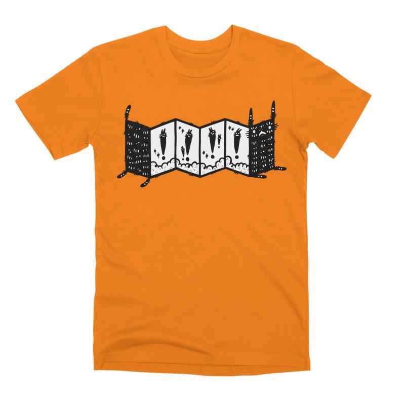 Accordion Zine Buddy Men's T-Shirt by Haypeep's Artist Shop