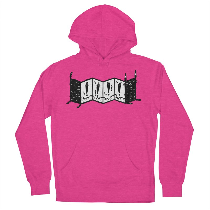 Accordion Zine Buddy Women's Pullover Hoody by Haypeep's Artist Shop