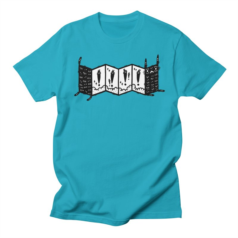 Accordion Zine Buddy Women's T-Shirt by Haypeep's Artist Shop