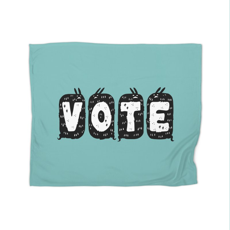 VOTE Home Blanket by Haypeep's Artist Shop