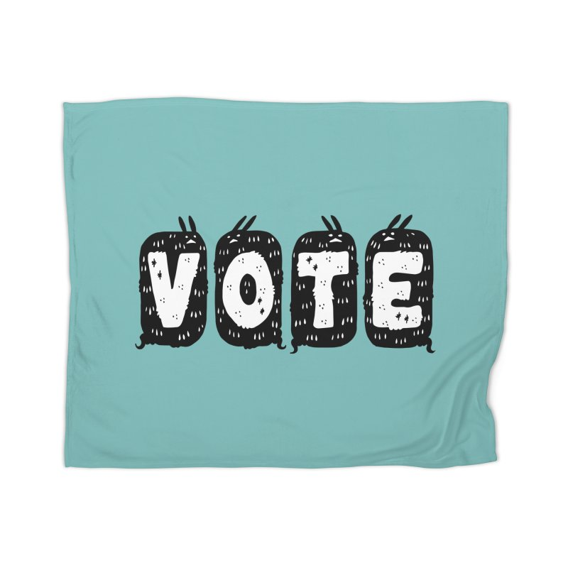 VOTE Home Blanket by Haypeep's Artist Shop