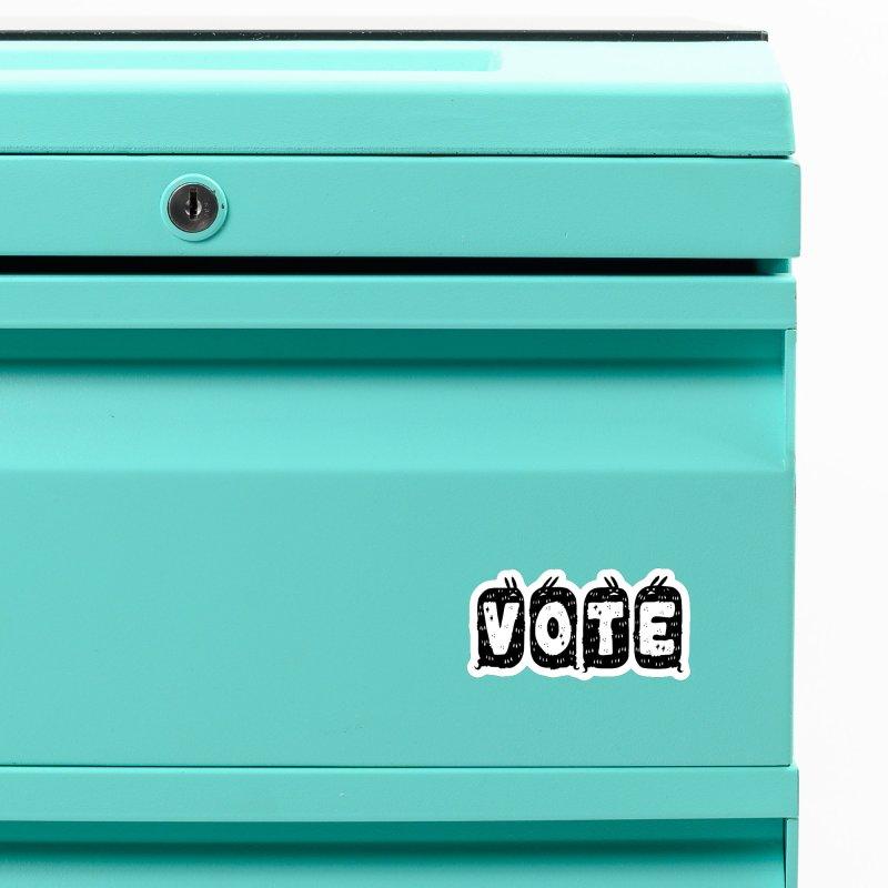 VOTE Accessories Magnet by Haypeep's Artist Shop