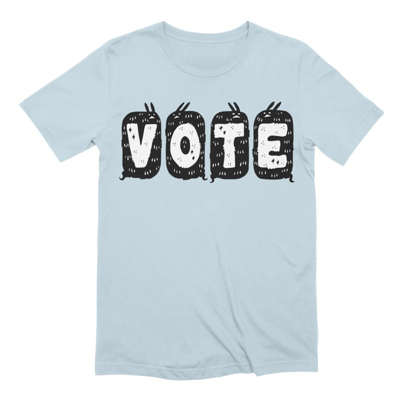 VOTE Men's Extra Soft T-Shirt by Haypeep's Artist Shop