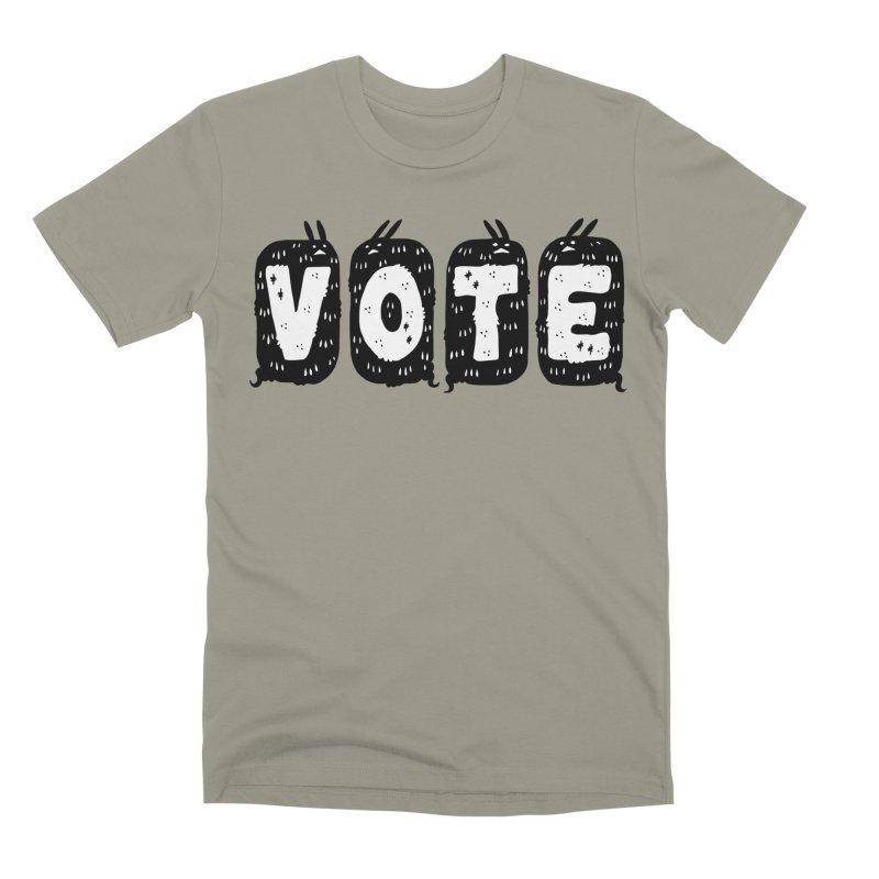 VOTE Men's Premium T-Shirt by Haypeep's Artist Shop