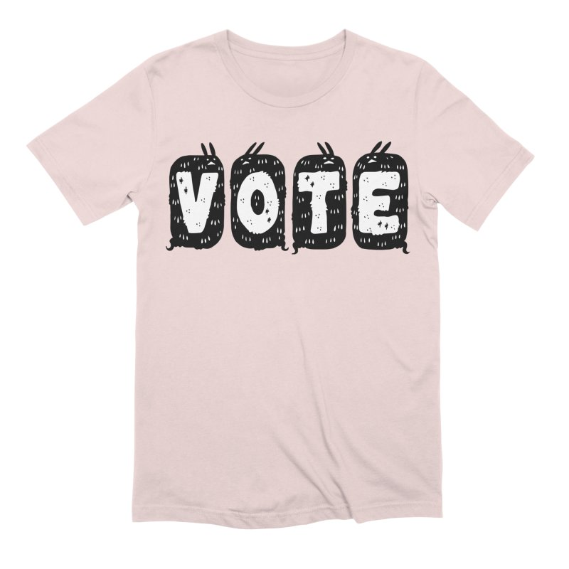 VOTE Men's T-Shirt by Haypeep's Artist Shop