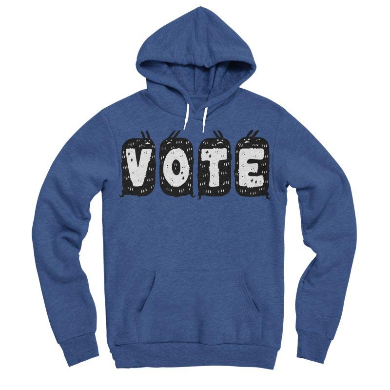 VOTE Women's Sponge Fleece Pullover Hoody by Haypeep's Artist Shop
