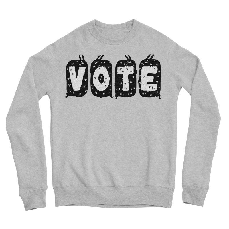 VOTE Women's Sponge Fleece Sweatshirt by Haypeep's Artist Shop