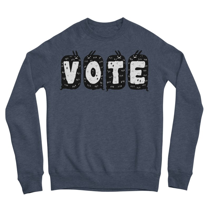 VOTE Women's Sponge Fleece Sweatshirt by Haypeep's Artist Shop