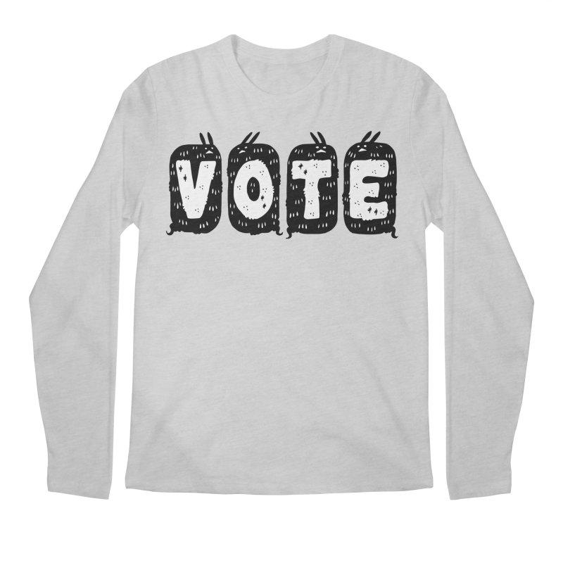 VOTE Men's Longsleeve T-Shirt by Haypeep's Artist Shop