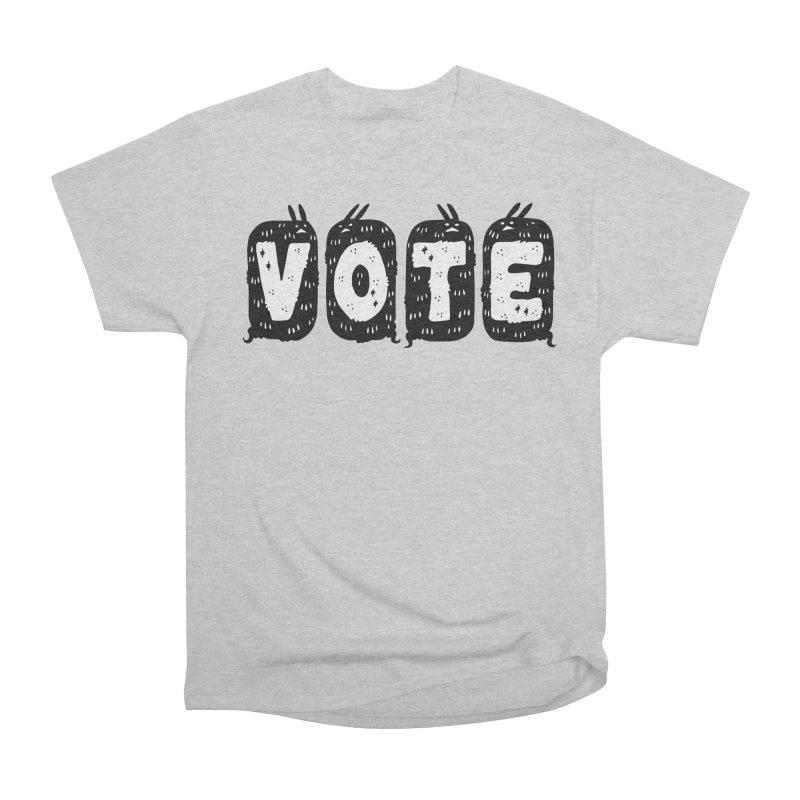 VOTE Men's Heavyweight T-Shirt by Haypeep's Artist Shop