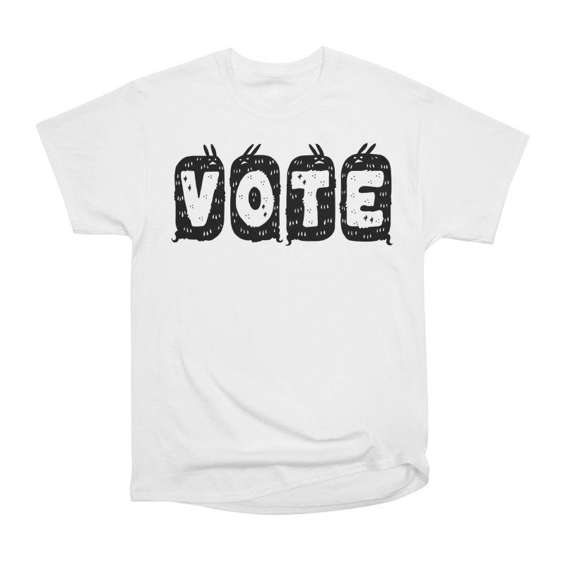 VOTE Women's Heavyweight Unisex T-Shirt by Haypeep's Artist Shop