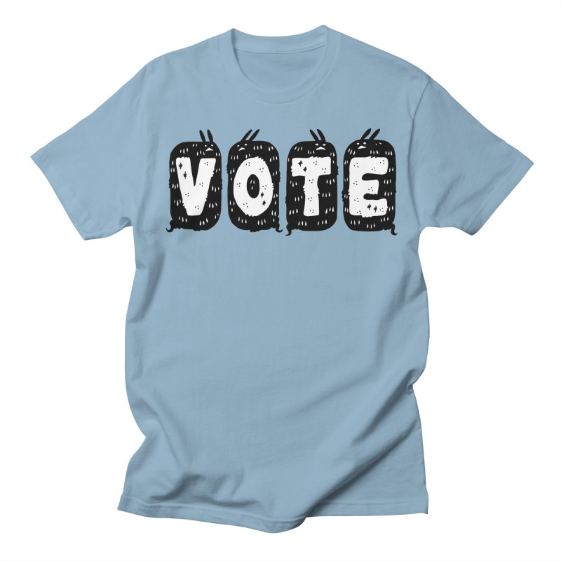 VOTE Men's Regular T-Shirt by Haypeep's Artist Shop
