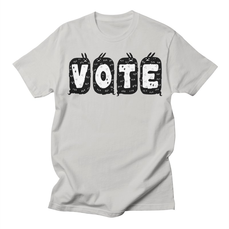 VOTE Women's Regular Unisex T-Shirt by Haypeep's Artist Shop