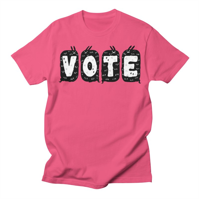 VOTE Women's Regular Unisex T-Shirt by Haypeep's Artist Shop