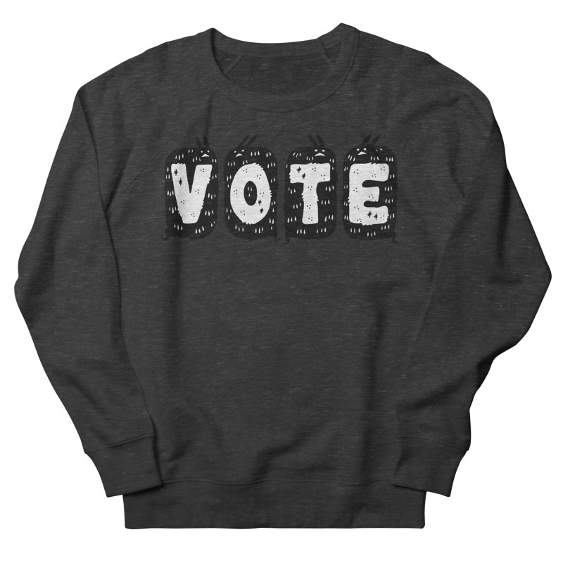 VOTE Men's Sweatshirt by Haypeep's Artist Shop