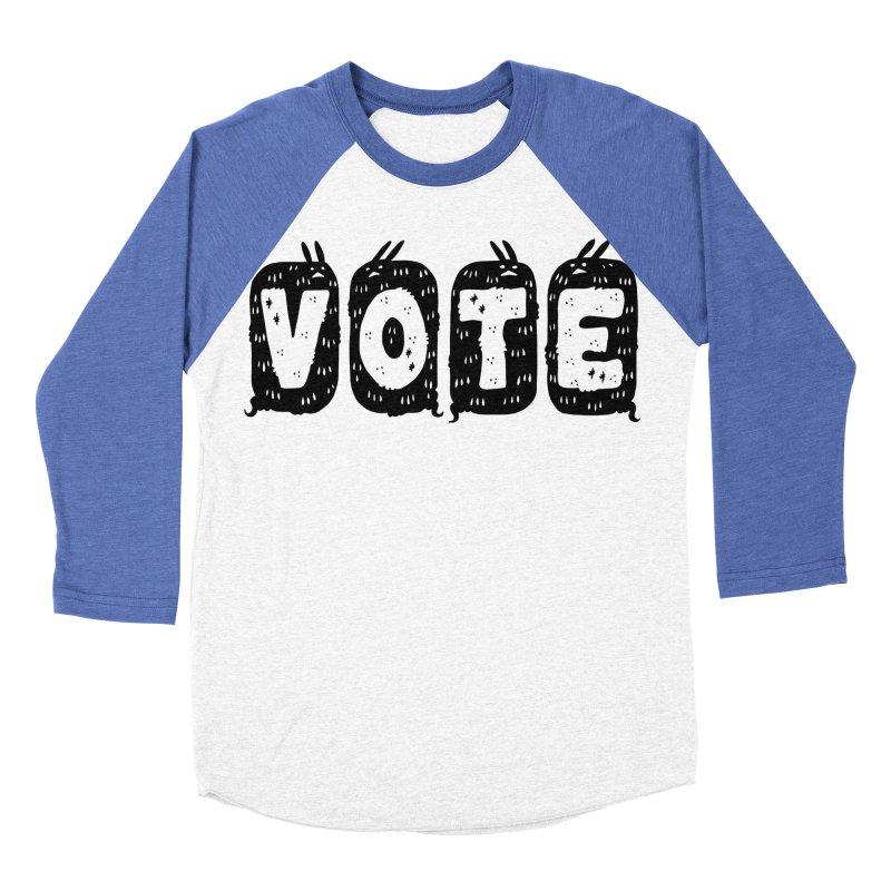 VOTE Women's Longsleeve T-Shirt by Haypeep's Artist Shop
