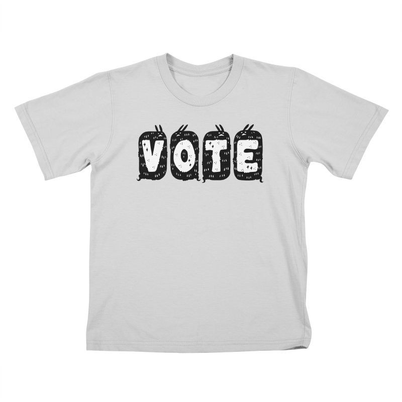 VOTE Kids T-Shirt by Haypeep's Artist Shop